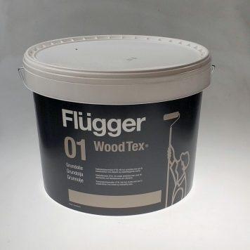 1 Flügger Wood tex Grundolie