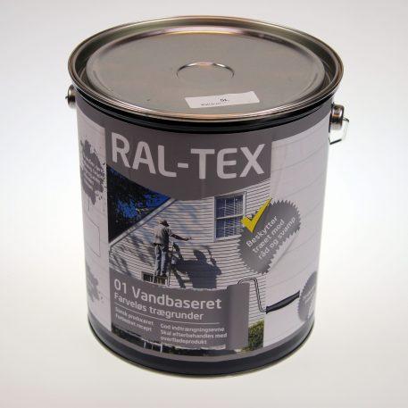 RAL-TEX1 grunder træbeskyttelser