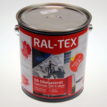 RAL-TEX 08 træbeskyttelse